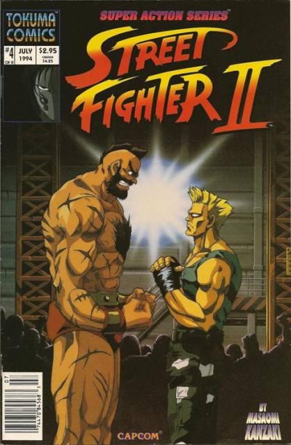 Street Fighter II #4