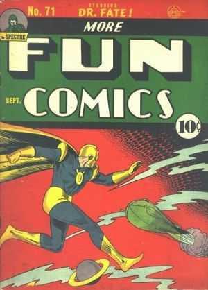 More Fun Comics #71