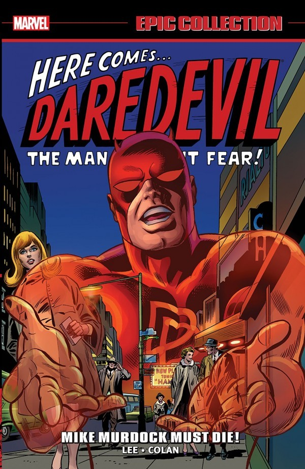 Daredevil: Epic Collection - Mike Murdock Must Die! TP