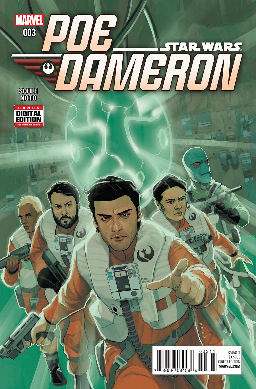 Star Wars: Poe Dameron #3