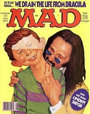 Mad Magazine #319