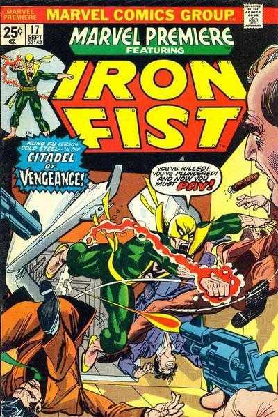 Marvel Premiere #17