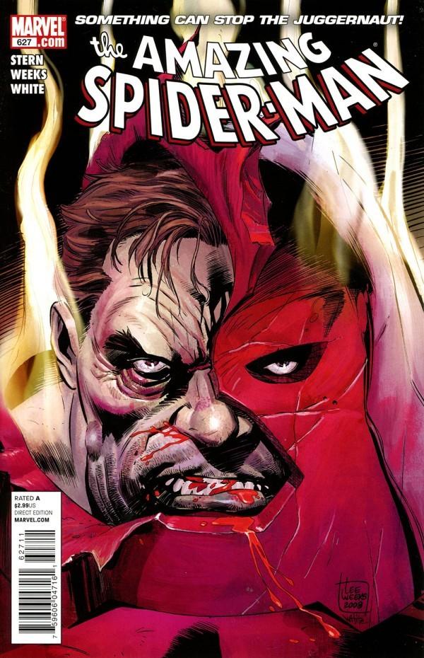 The Amazing Spider-Man #627