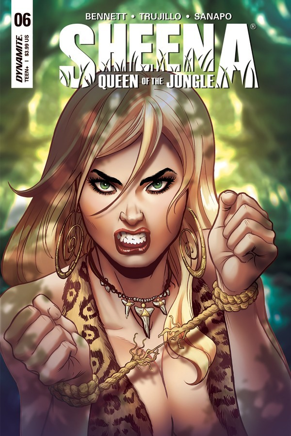 Sheena, Queen of the Jungle #6