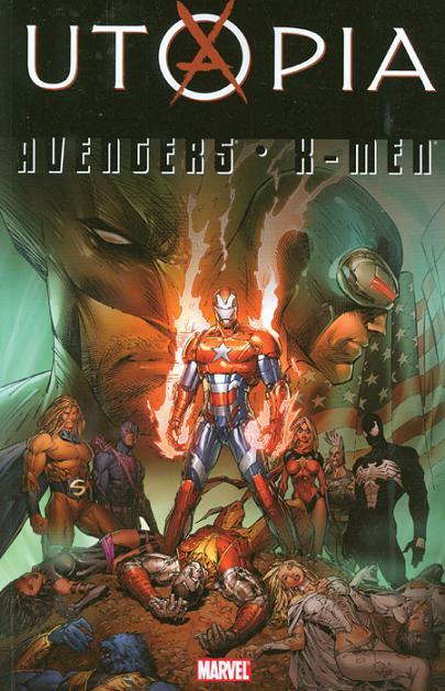 Avengers/X-Men: Utopia TP