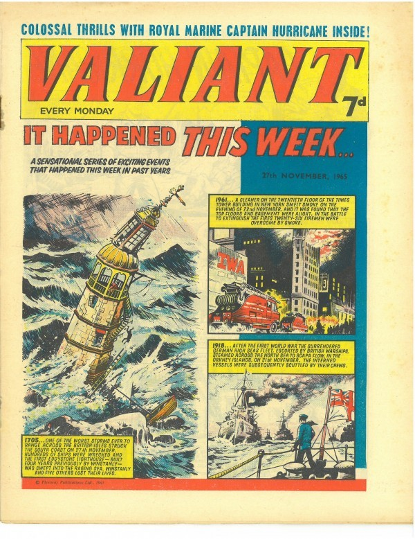 Valiant #November 27th, 1965
