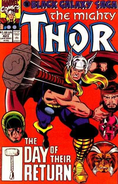 The Mighty Thor #423