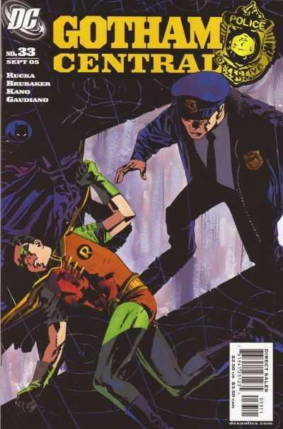 Gotham Central #33