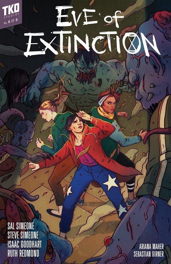 Eve of Extinction #6