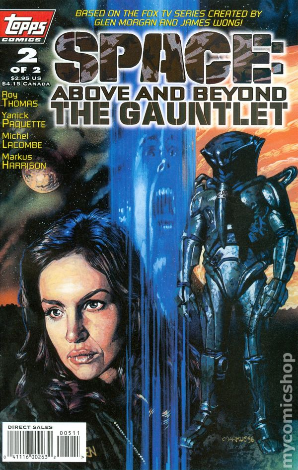 Space: Above and beyond - The Gauntlet #2