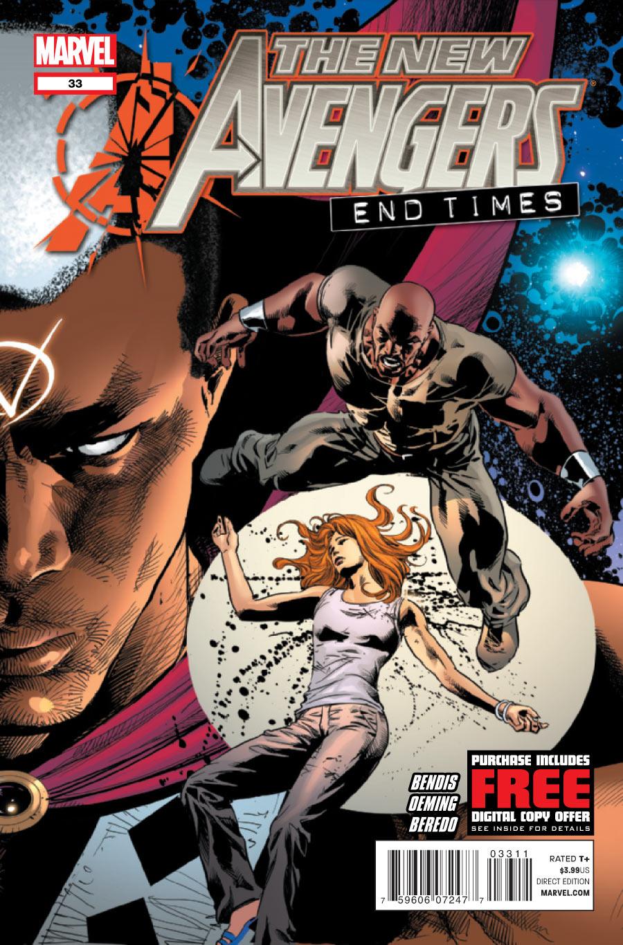 The New Avengers #33