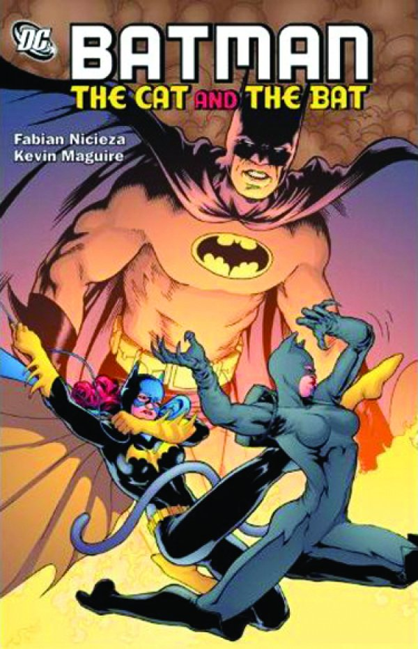 Batman: The Cat and the Bat TP