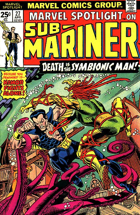 Marvel Spotlight #27
