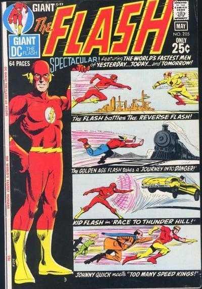The Flash #205