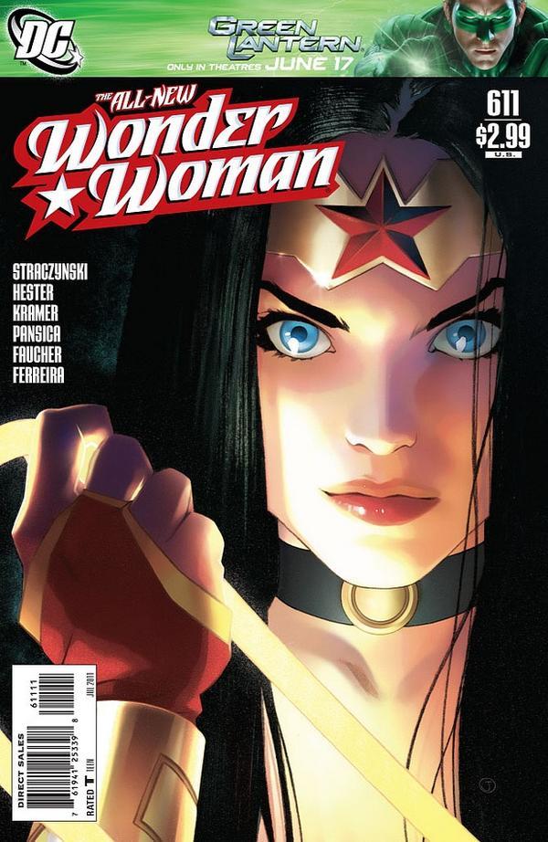 Wonder Woman #611