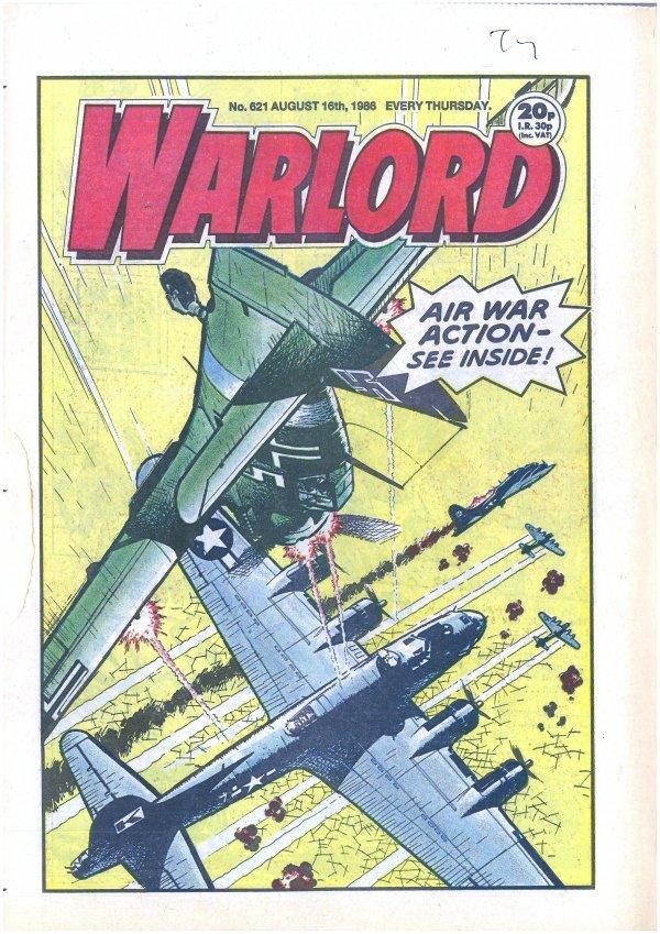 Warlord #621