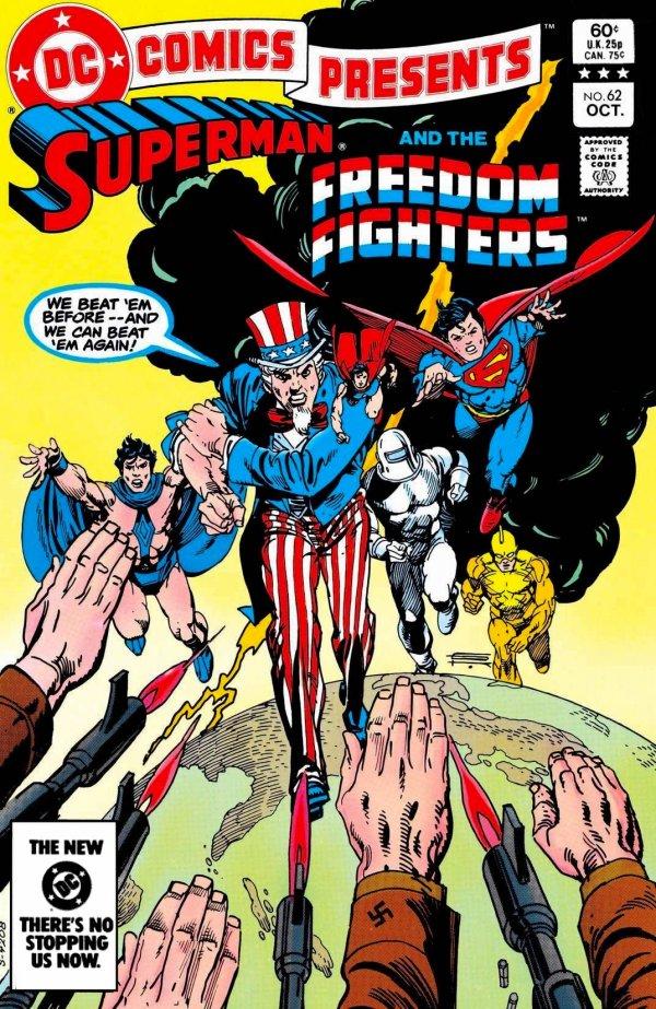 DC Comics Presents #62