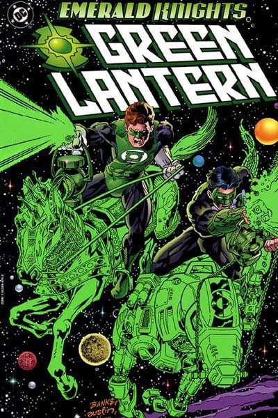 Green Lantern: Emerald Knights TP