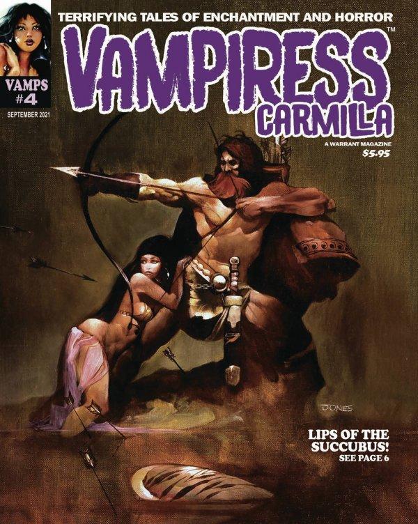 Vampiress Carmilla #4
