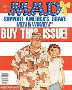 Mad Magazine #305