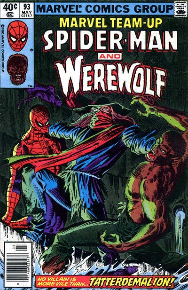 Marvel Team-Up #93