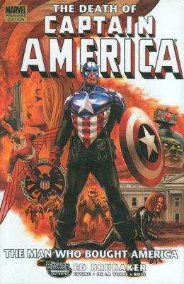 Captain America: The Death of Captain America Vol. 3 HC