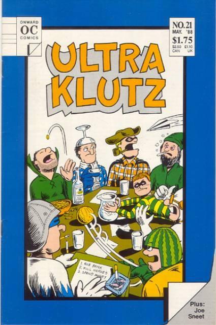 Ultra Klutz #21