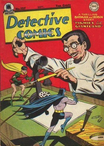 Detective Comics #127