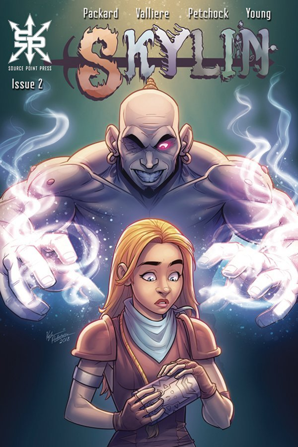 Skylin #2 review