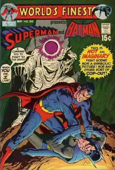 World's Finest Comics #202