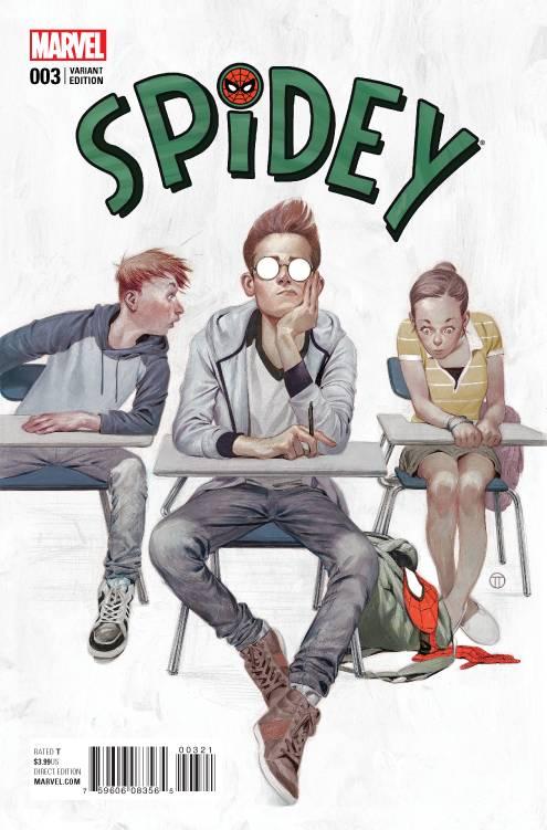 Spidey #3