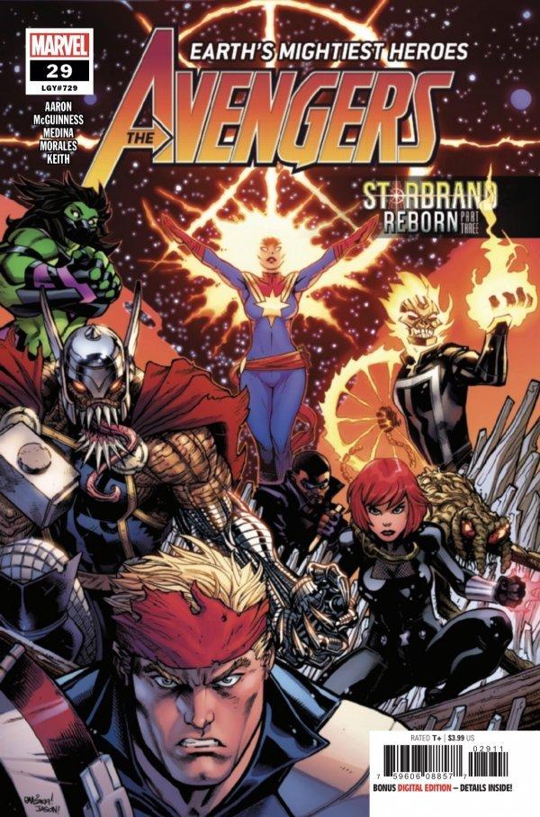 The Avengers #29