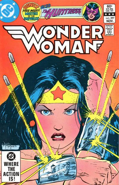 Wonder Woman #297