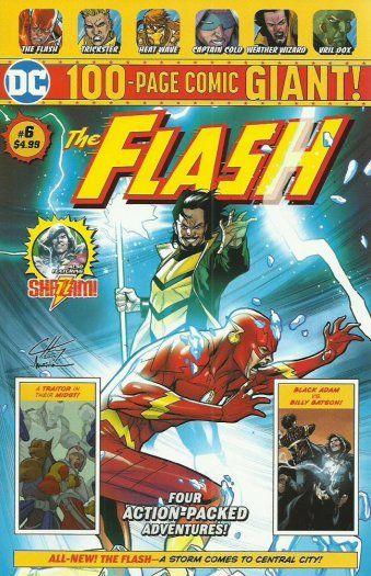 Flash Giant #6