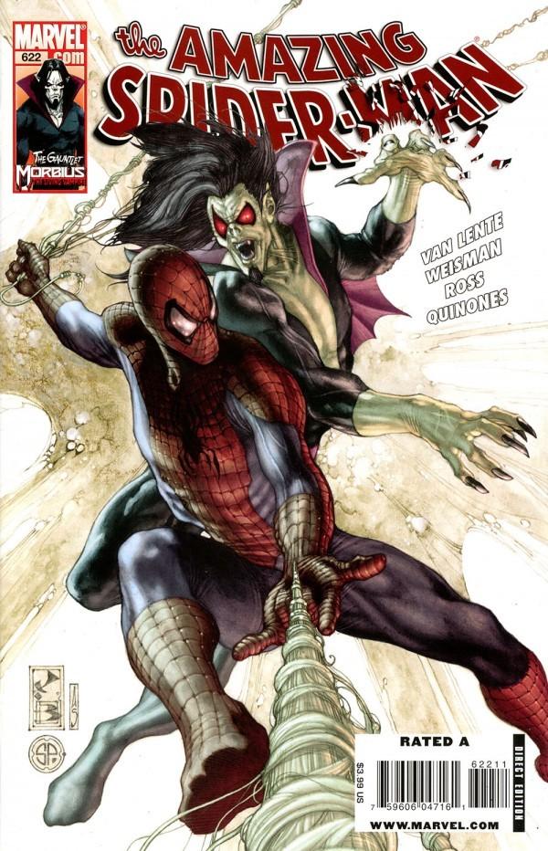 The Amazing Spider-Man #622