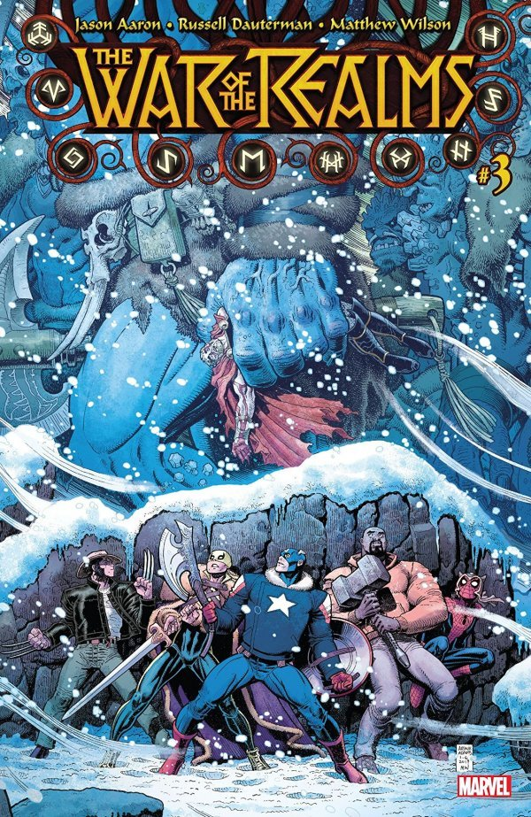 The War of the Realms #3