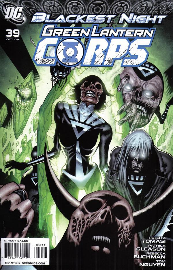 Green Lantern Corps #39