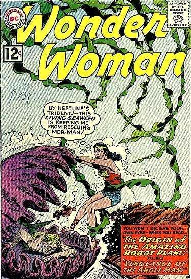 Wonder Woman #128