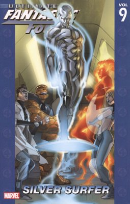 Ultimate Fantastic Four Vol. 9: Silver Surfer TP
