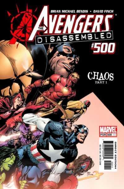 The Avengers #500
