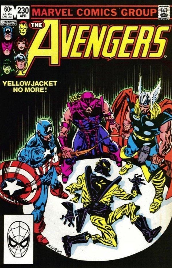 The Avengers #230
