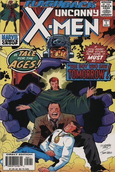 Uncanny X-Men #-1