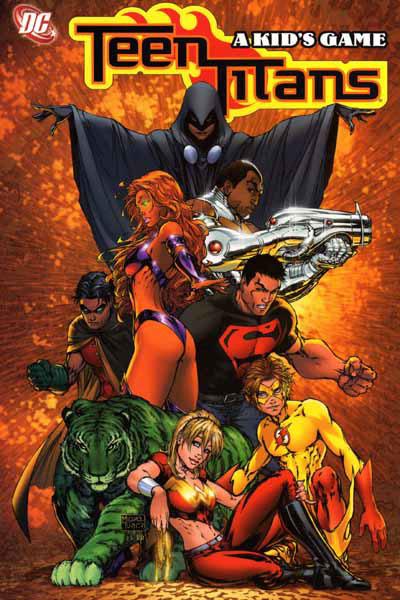 Teen Titans Vol. 1: A Kid's Game TP