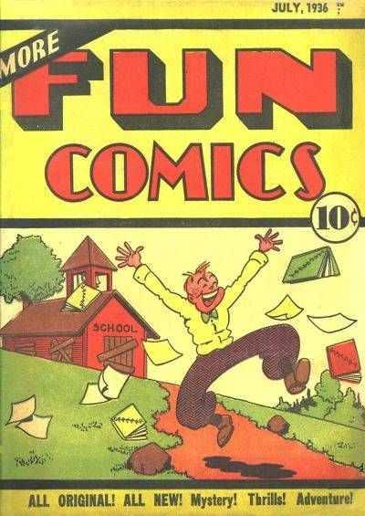 More Fun Comics #11