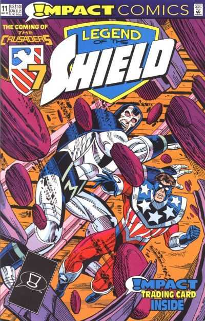 Legend of the Shield #11