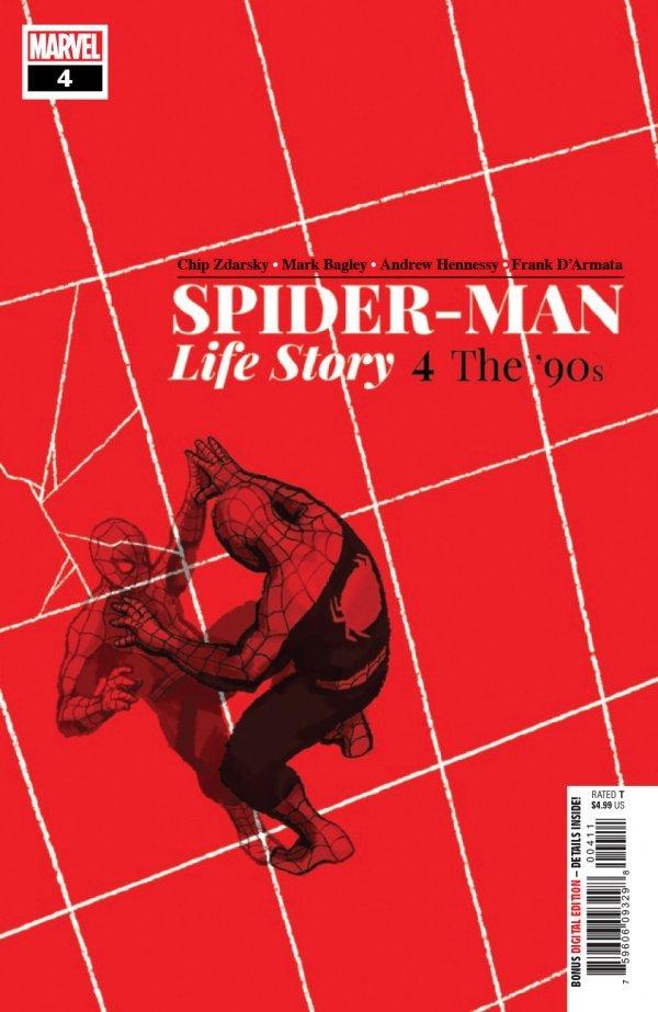 Spider-Man: Life Story #4