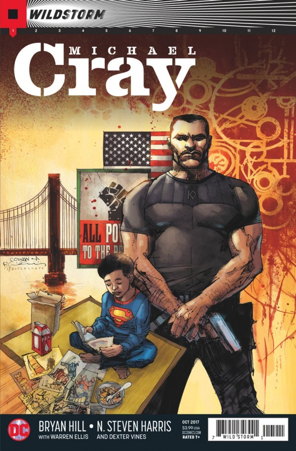 Wildstorm: Michael Cray #1