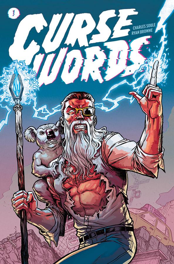 Curse Words Vol. 1: The Devil's Devil TP
