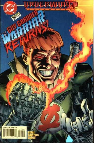 Guy Gardner: Warrior #36