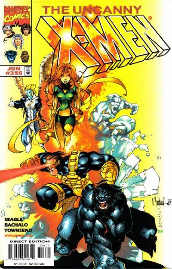 Uncanny X-Men #356